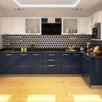 25 cocinas pequeñas en forma de L