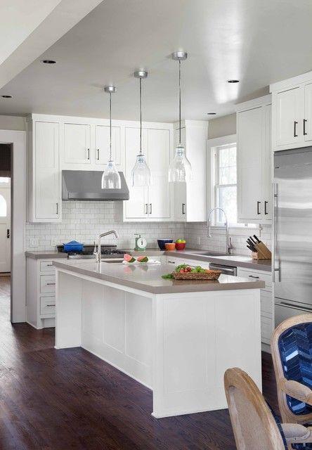 25 cocinas pequenas en forma de l 15 curso de decoracion de interiores interiorismo - Cocinas en forma de l pequenas ...