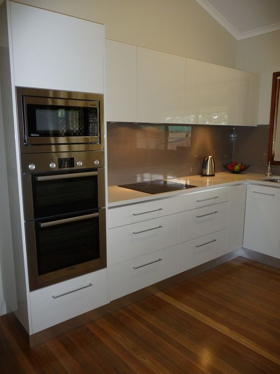 25 cocinas pequenas en forma de l 22 decoracion de for Cocinas en forma de l