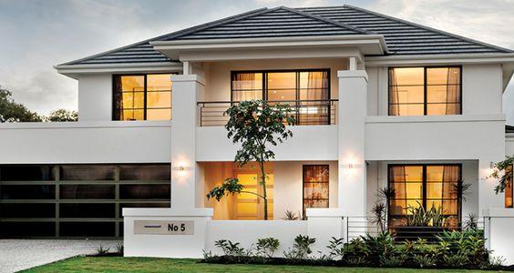27 fachadas de casas 2017 para inspirarte a construir la tuya