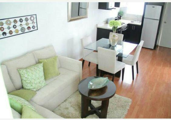 Decoraci n para casas tipo infonavit decoracion de interiores interiorismo decoraci n - Decoraciones de casas pequenas ...