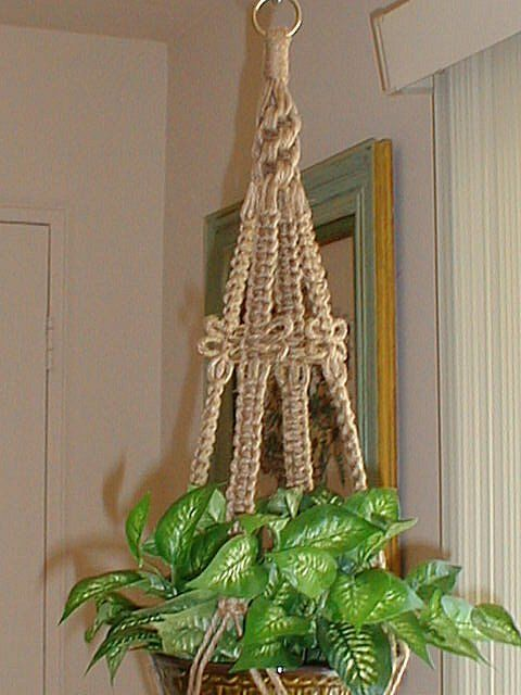 Disenos de maceteros colgantes para decorar tu casa 20 - Decoracion de maceteros ...