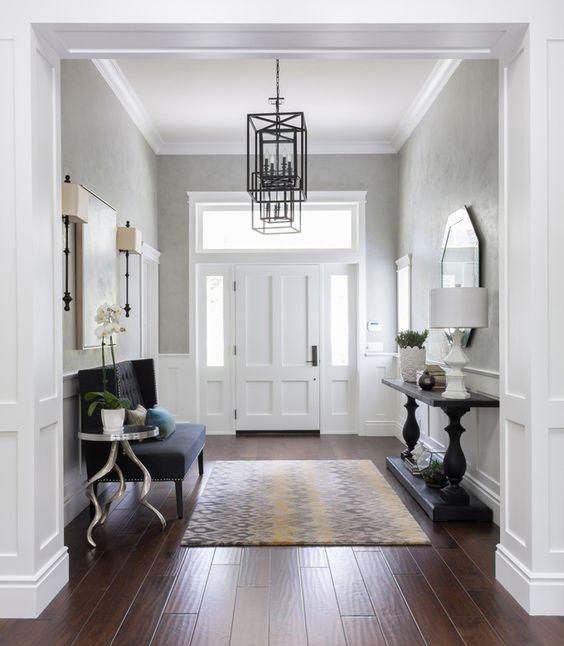 Ideas de pisos para que te animes a renovar tu entrada ya for Decoracion entrada piso