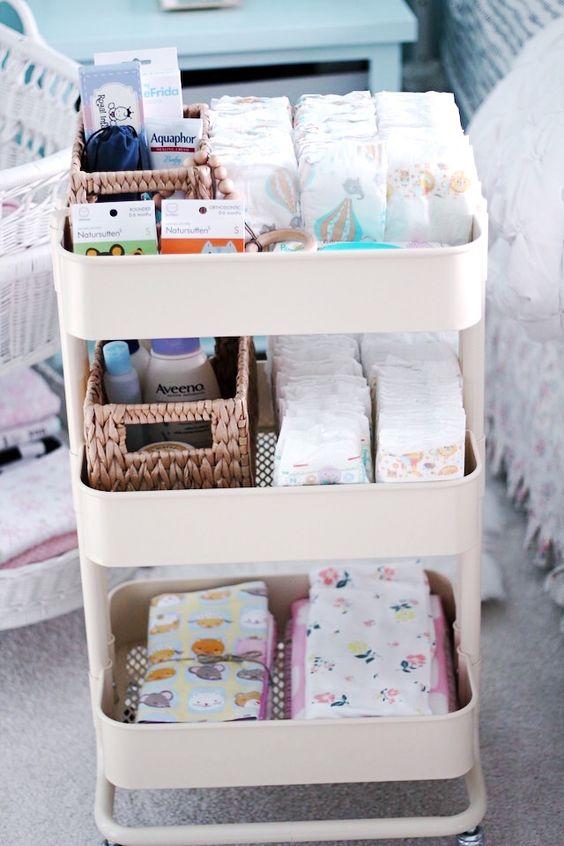 Ideas para organizar las cosas de tu bebe curso de decoracion de interiores interiorismo - Ideas para bebes ...