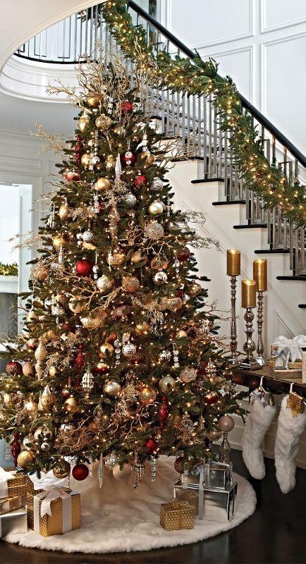 Navidad 2017 tendencias 11 decoracion de interiores for Decoracion navidad 2017 tendencias