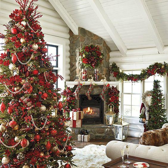 Navidad 2017 tendencias 19 decoracion de interiores for Decoracion navidad 2017 tendencias