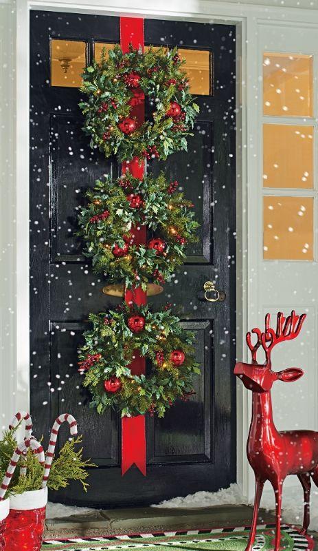 Navidad 2017 tendencias 20 decoracion de interiores for Decoracion casa 2017