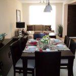 Sala y comedor juntos
