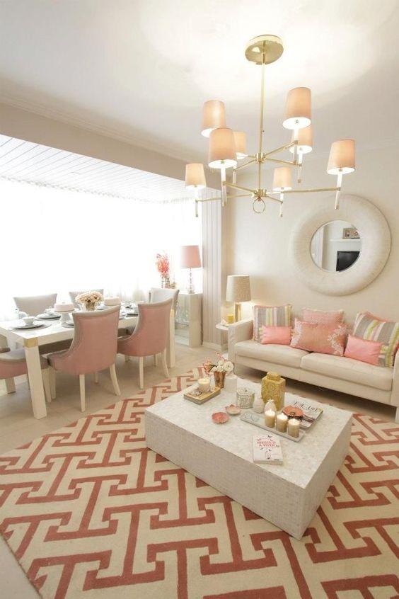 Sala y comedor juntos 17 decoracion de interiores - Decora tu comedor ...