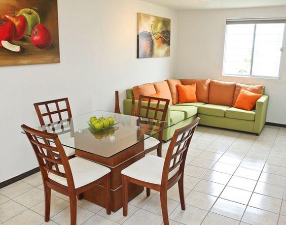 sala-y-comedor-juntos (8) | Curso de Decoracion de interiores ...