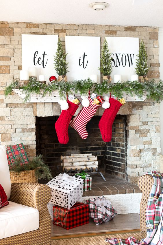 2018 tendencias de navidad decoracion de interiores for Decoracion navidad 2018 tendencias