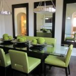 25 Comedores decorados con espejos