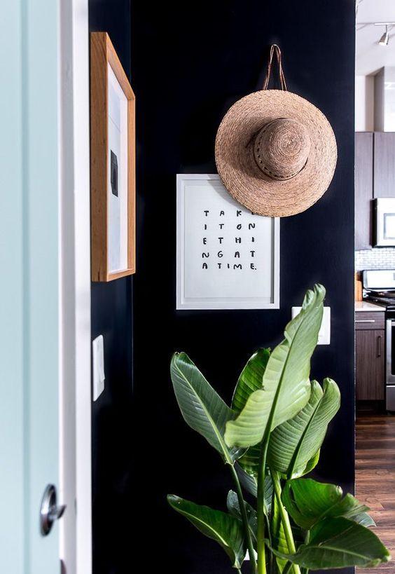 25 ideas para la entrada de tu casa 16 decoracion de - Ideas para decorar una entrada de casa ...