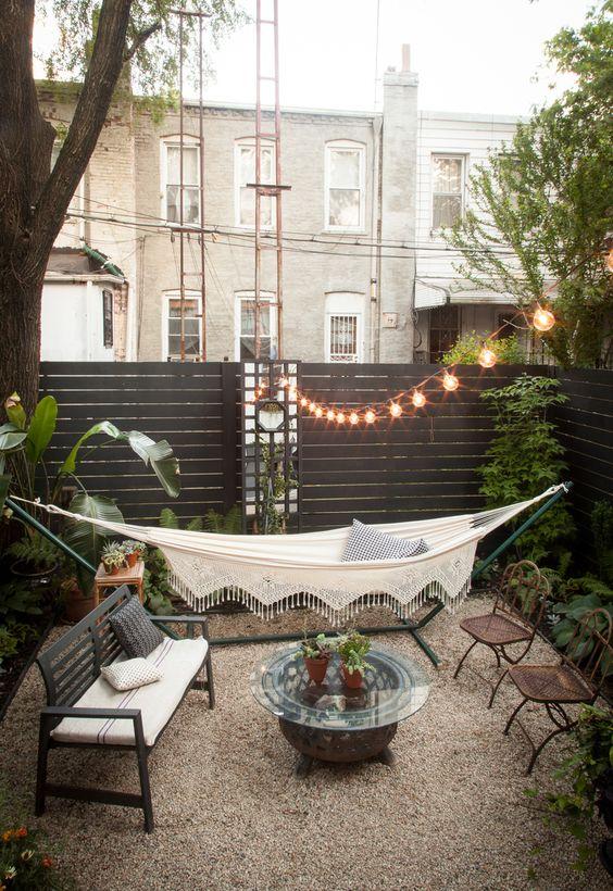 Dise os de patios y jardines decoraci n de exteriores for Diseno de jardines pequenos sin cesped