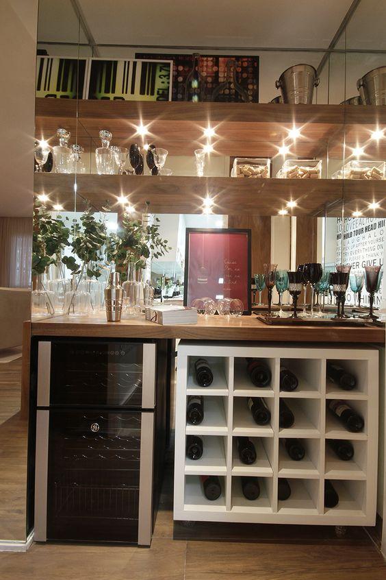 Bares en casa diseno 11 decoracion de interiores - Diseno de bares ...