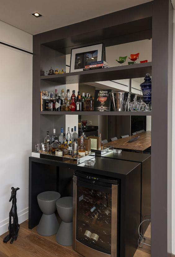 Bares en casa diseno 18 decoracion de interiores - Disenos para bares ...
