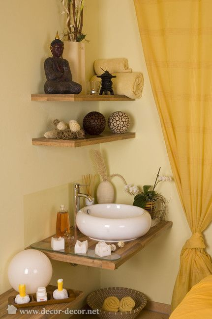 Como convertir tu ba o en un peque o spa decoracion de for Como disenar tu bano
