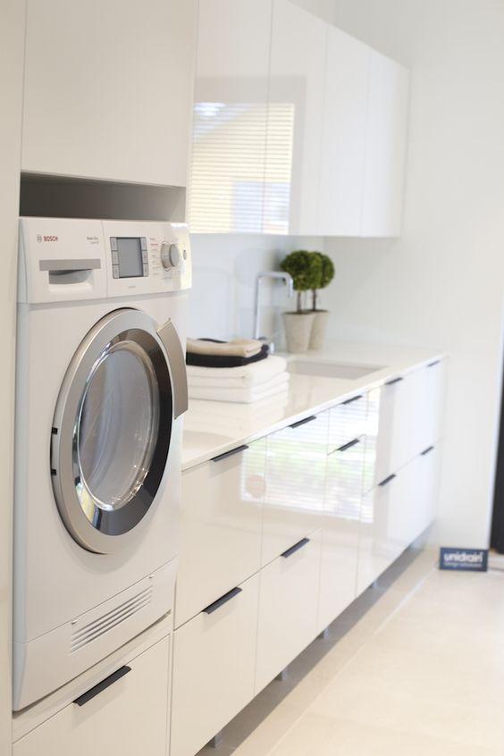 cuarto de lavander a elegante decoracion de interiores