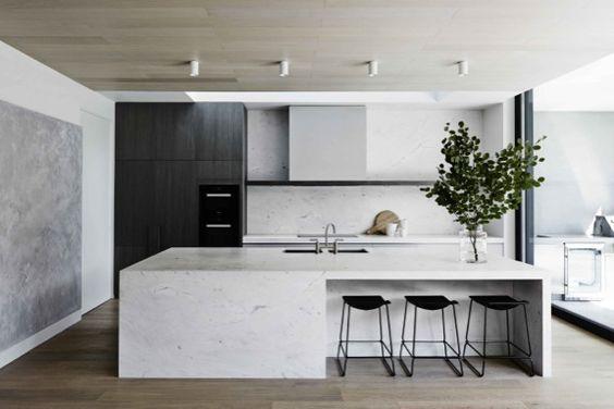 decoracion-de-cocinas-contemporaneas (1) | Decoracion de interiores ...