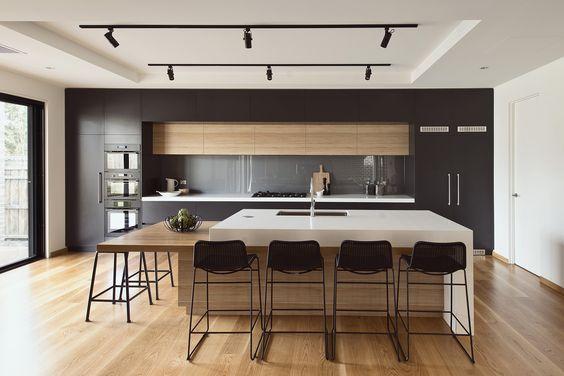 decoracion-de-cocinas-contemporaneas (19) | Decoracion de interiores ...