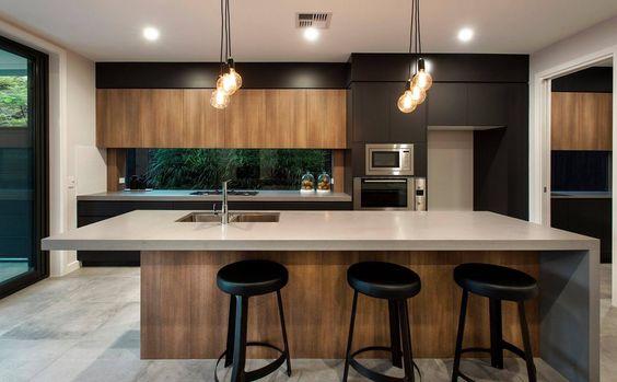 decoracion-de-cocinas-contemporaneas (7) | Decoracion de interiores ...