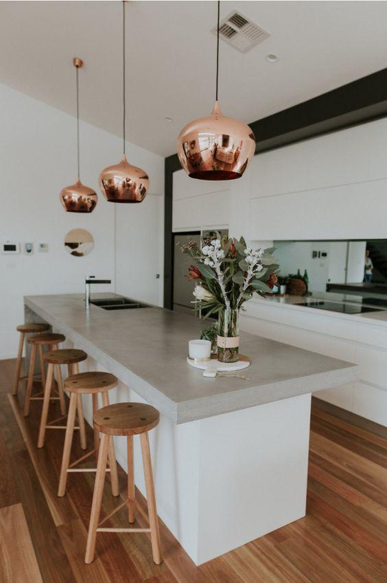 Decoración de cocinas contemporáneas