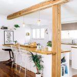 decoracion de cocinas pequenas con detalles en acero inoxidables (4)