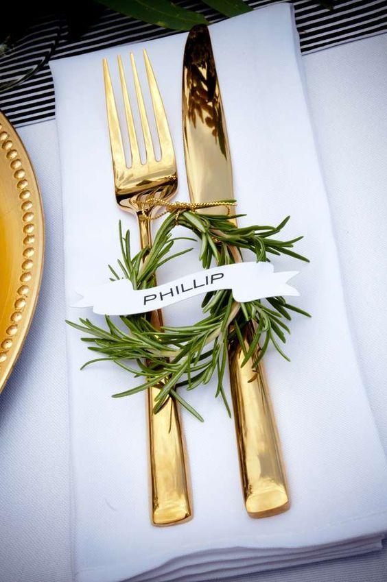 Decoracion de mesas elegantes para cena navidena 19 for Decoracion navidena elegante