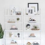 Decoración y organización con repisas