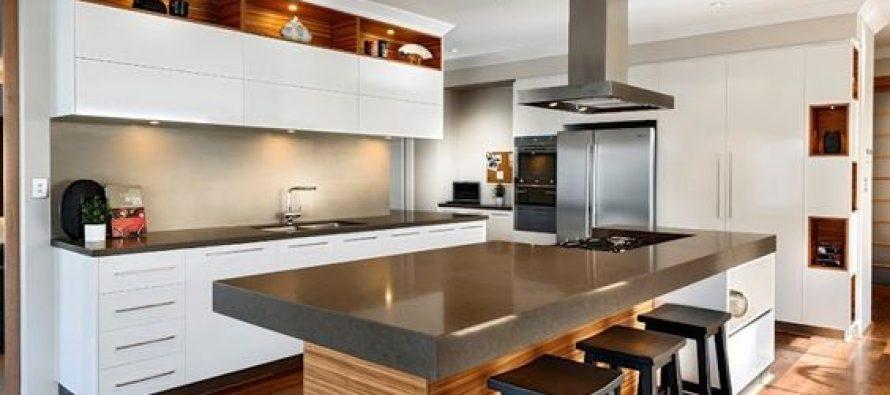 dise os de barras de cocinas modernas decoracion de