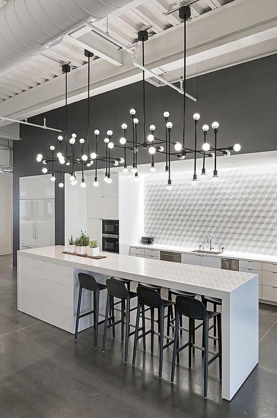 Dise os de barras de cocinas modernas curso de decoracion de interiores interiorismo - Cucine on line low cost ...