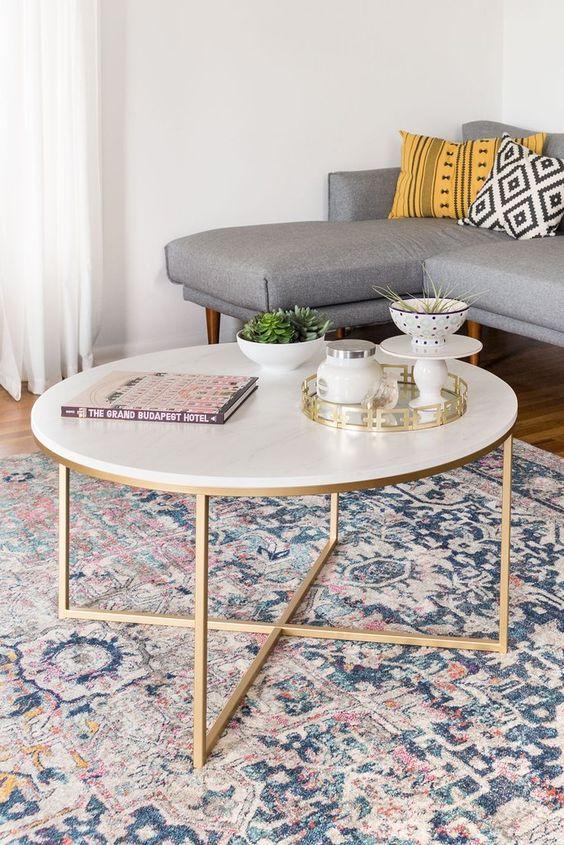 Diseños de mesas de centro