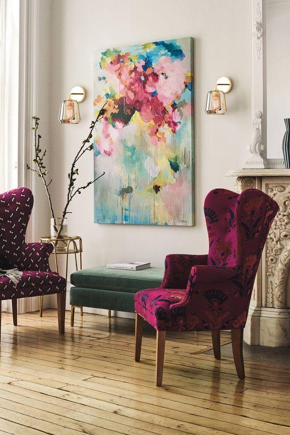Disenos y estilos de cuadros que haran que tu casa se vea mas elegante 3 decoracion de - Disenos de cuadros ...