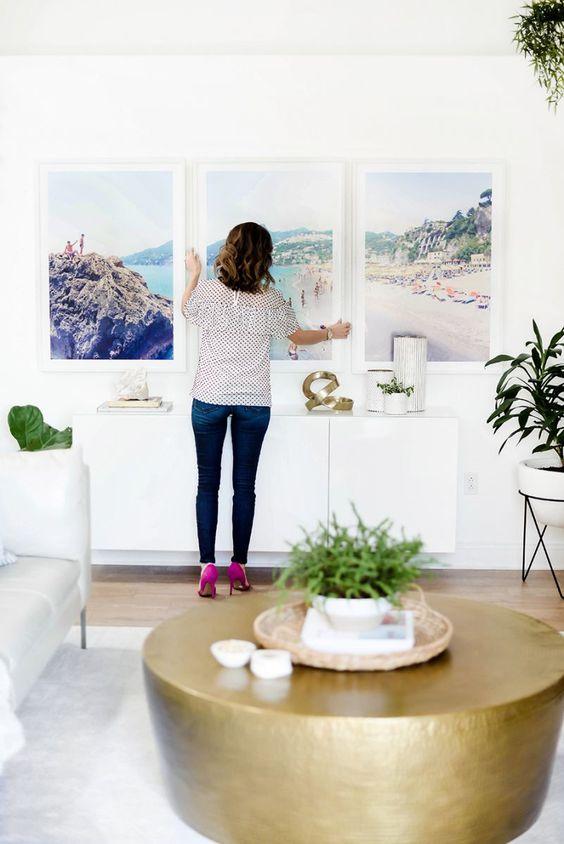 Dise os y estilos de cuadros que har n que tu casa se vea - Estilo y diseno ...