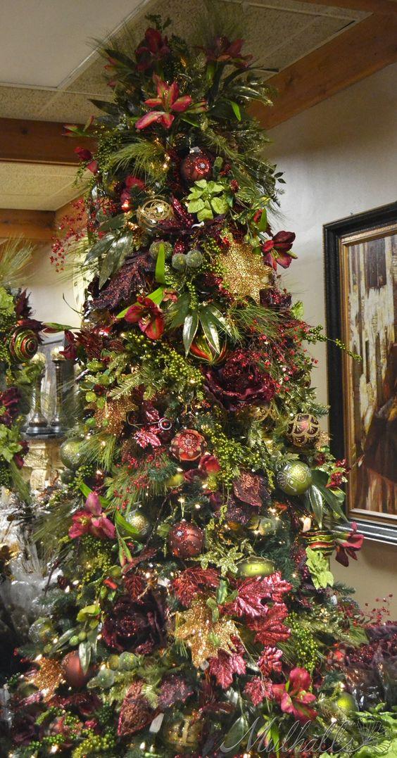 Ideas de decoraci n de rbol de navidad 2017 2018 for Decoracion de navidad 2017