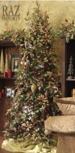 Ideas de Decoración de Árbol de Navidad 2017-2018
