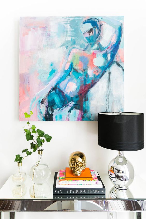 Ideas para darle a tu casa un estilo glamuroso con - Ideas para lamparas ...