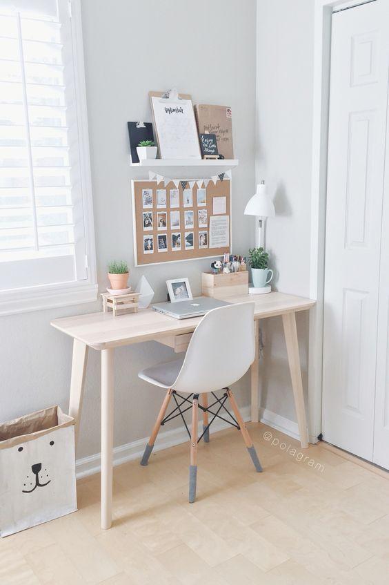Ideas para darle un toque personal a tu escritorio