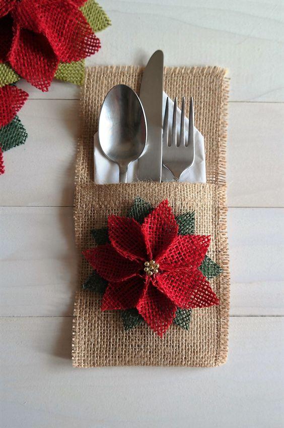 ideas para decorar tu mesa en la cena navidena 2017 2018 14