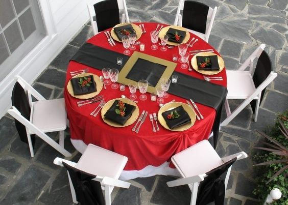 ideas para decorar tu mesa en la cena navidena 2017 2018 (20