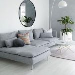 Ideas para decorar tu sala de estar con espejos