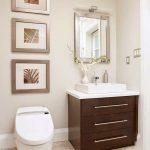 Ideas para decorar un baño de visitas