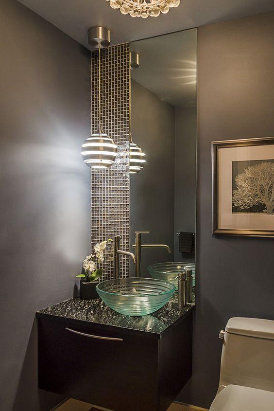 Ideas para decorar un bano de visitas 8 curso de decoracion de interiores interiorismo - Ideas para alicatar un bano ...