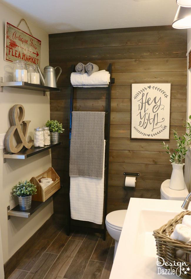 Ideas para disenar y decorar medio bano 12 decoracion - Ideas de decoracion de interiores ...