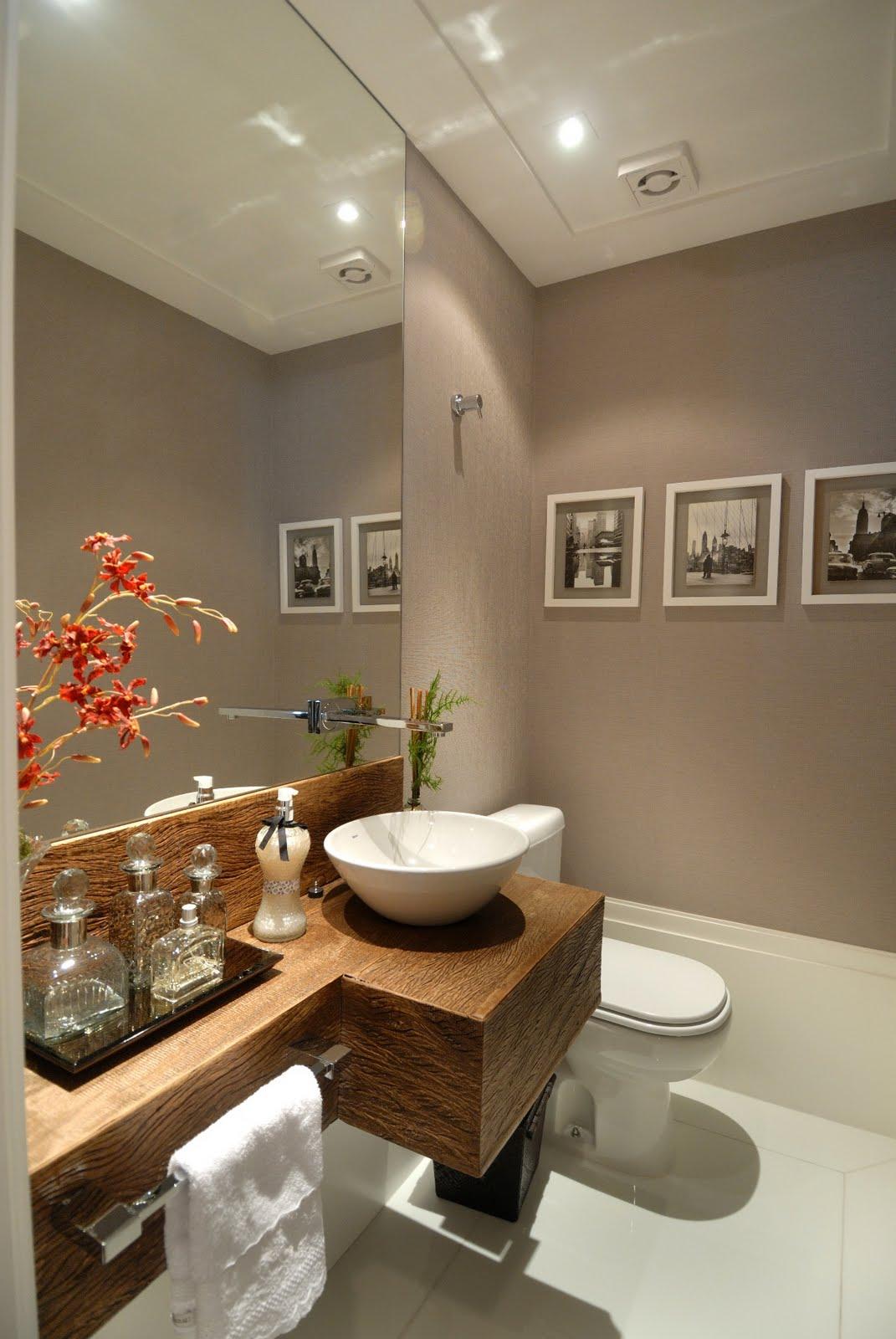 Ideas para disenar y decorar medio bano 20 decoracion for Disenar cuarto de bano online
