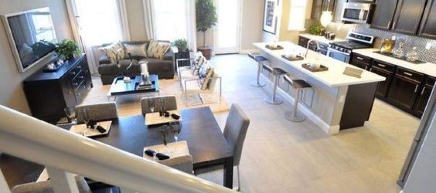 Ideas para integrar sala comedor y cocina decoracion de for Decoracion de sala comedor y cocina