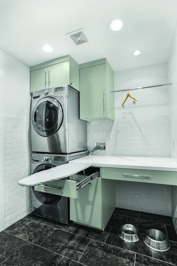 Colores para decorar cuarto de lavado
