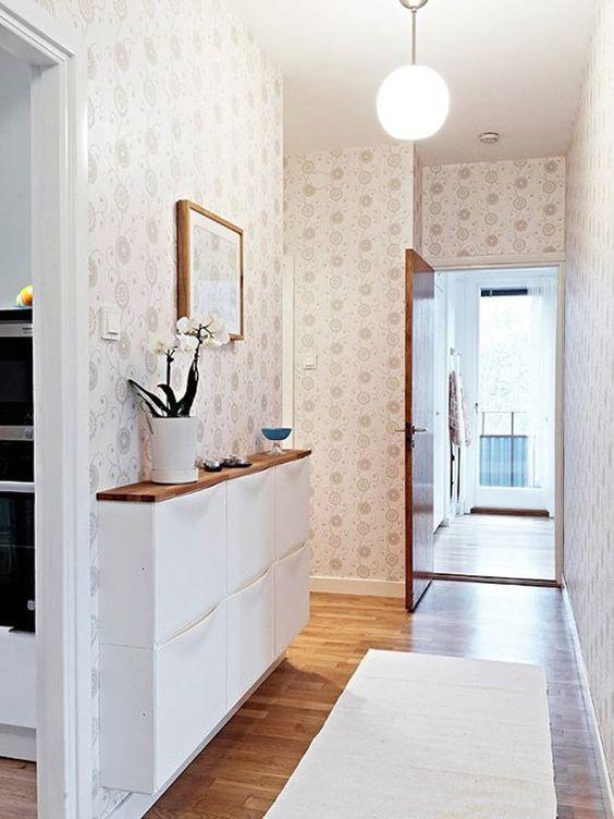 mas-de-30-ideas-para-recibidores-pequenos-y-acogedores (16 ...