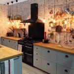 Revestimiento para cocinas