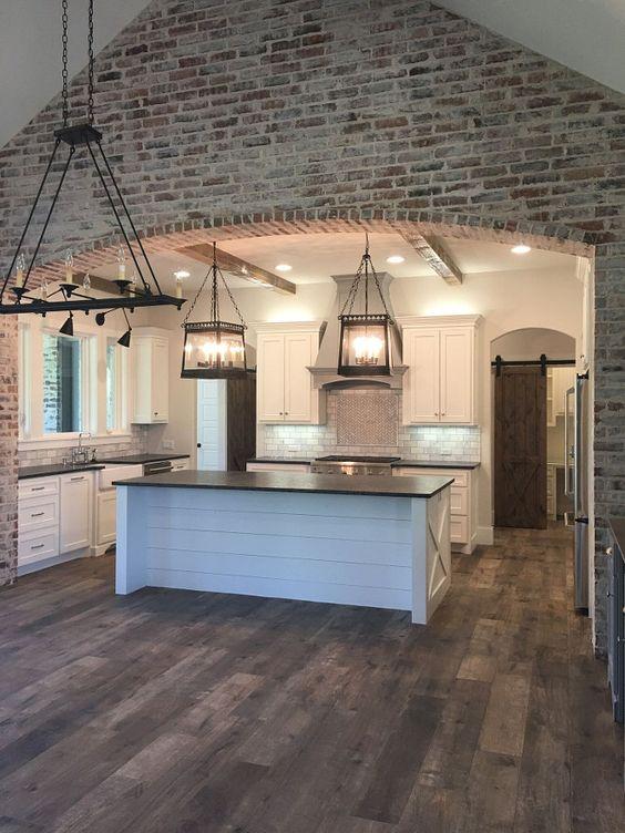 Revestimiento para cocinas decoracion de interiores for Revestimiento pared cocina